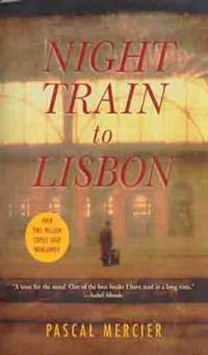 Night Train to Lisbon (Intl)