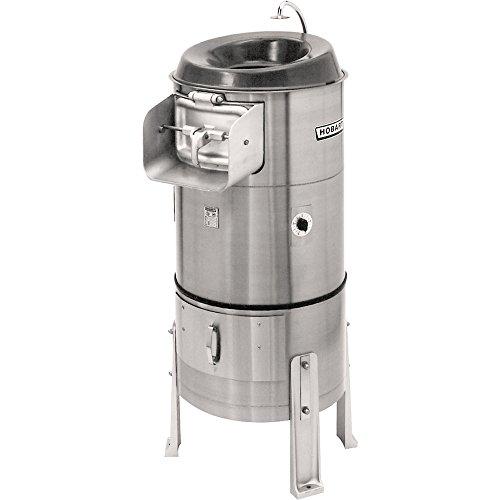 - Hobart 6460-3 Potato Peeler (50-60 Lb Capacity) 208-230V