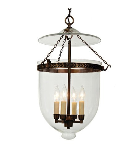 large bell jar light - 6