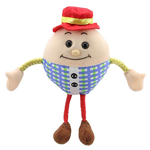 The Puppet Company Humpty Dumpty Finger Children Toys Puppets,