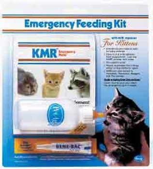 EMERGENCY FEEDING KIT FOR KITTENS (Emergency Feeding Kit)