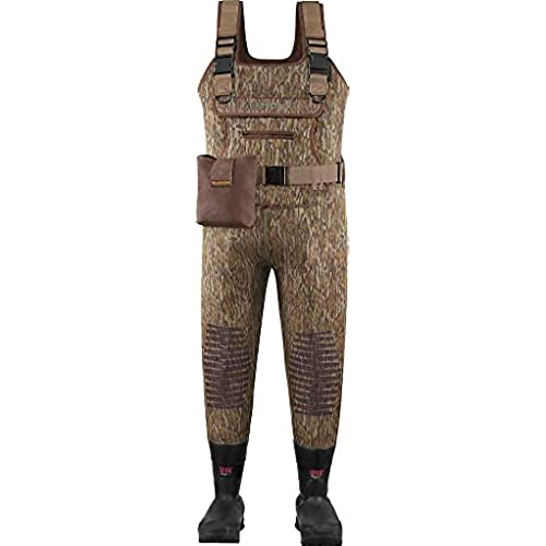 best LaCrosse Men's Swamp Tuff 1200G Wader Stout