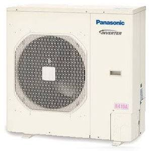 Panasonic AC CU-KS30NKUA Ductless Air Conditioning, 16 SEER Single Split Low Ambient - 30,000 BTU (Outdoor Unit)