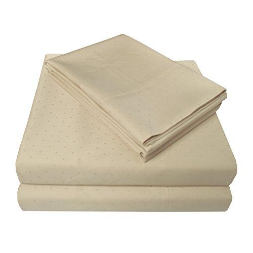 400 Thread Count 100% Premium Long-Staple Combed Cotton Swis