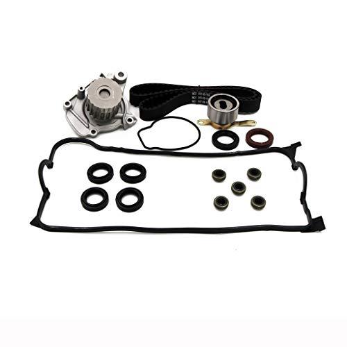 Timing Belt Water Pump Valve Cover Kit D16Y7 D16Y8 For 96-00 Honda Civic De Sol (As ()