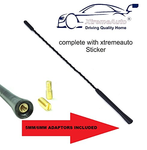 Vauxhall Astra QUALITY Replacement Car Aerial Mast SHORT ANTENNA 23cm