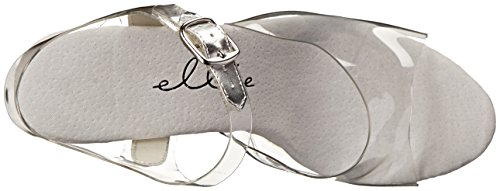 Clear Shoes Ellie 601 Sandal Brook Women's Platform 6HqdYH