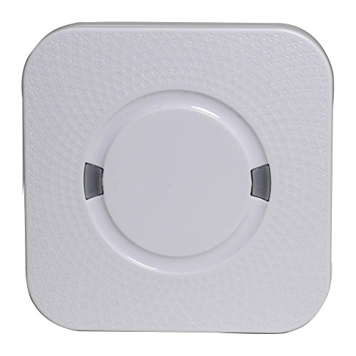 1000ft Wireless Door / Window Sensor Ding-Dong Chime, Plug-in Indoor IP55 Chimer for Wi-Fi Video Doorbell w/ 5-Level Adjustable Volume 0-110db & 55 Tunes Ringers & Chimes