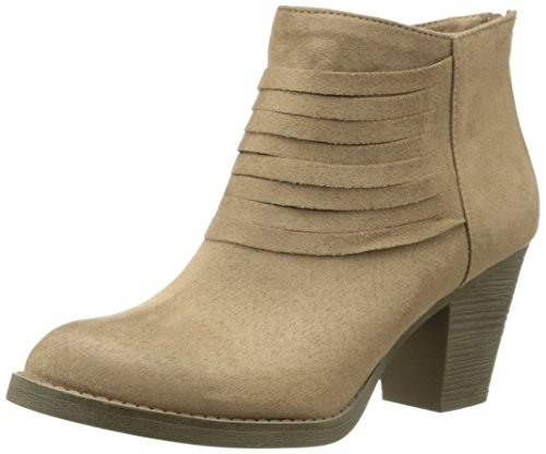 BC Footwear Women's Best Dressed Boot,Sand,7