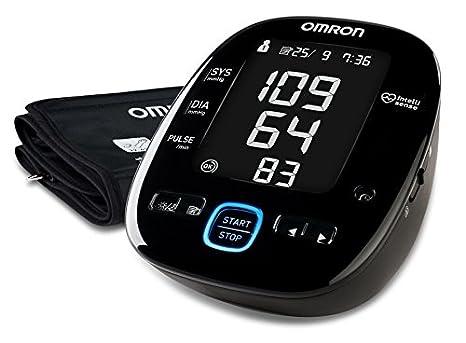 OMRON HEM-7280IT-E - Tensiómetro de brazo eléctrico, color negro: Amazon.es: Salud y cuidado personal
