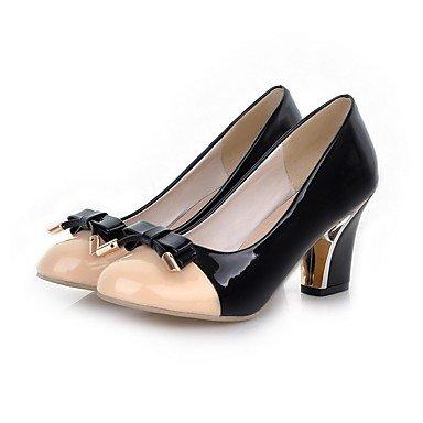 Habillé amp; Chaussures Evénement Printemps Soirée Polyuréthane Microfibre Talons De Pink Lvyuan Escarpin ggx Synthétique Pu Blushing Mariage Eté Basique À Femme qCEETUZw