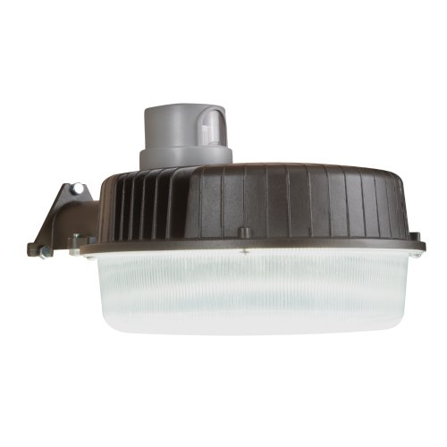 ALL-PRO Outdoor Security AL2050LPCBZ 2500 Lumens Dusk to Dawn LED Area and Wall Light
