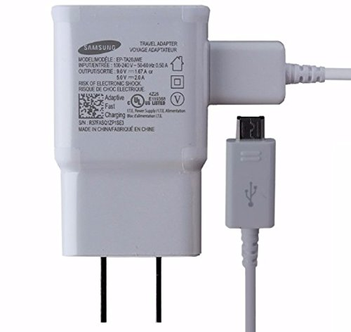 Samsung Ep Ta20jwe Adaptive Fast Charging Wall Charger For Galaxy Note 4  Edge  S6 S6 Edge  Edge   S6 Active  Note 5   White   Bulk Packaging