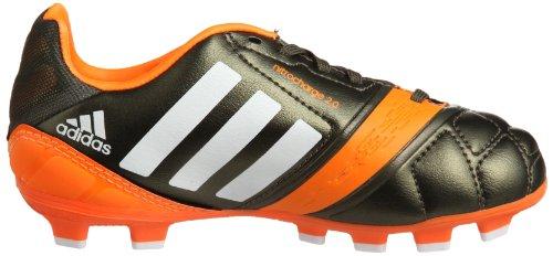 adidas - Botas de fútbol para niño eargrn/runwh