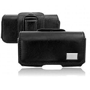 Mobility Gear MG-CASE-UNIMC7 - Funda ultra slim para móviles de 100 x 45 x 15 mm, color negro