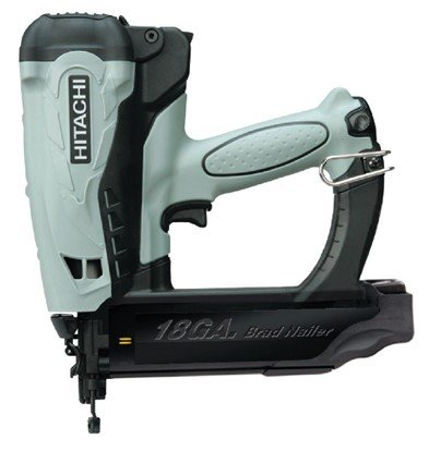 Hitachi NT50GSP9 18 Gauge Gas Brad Nailer