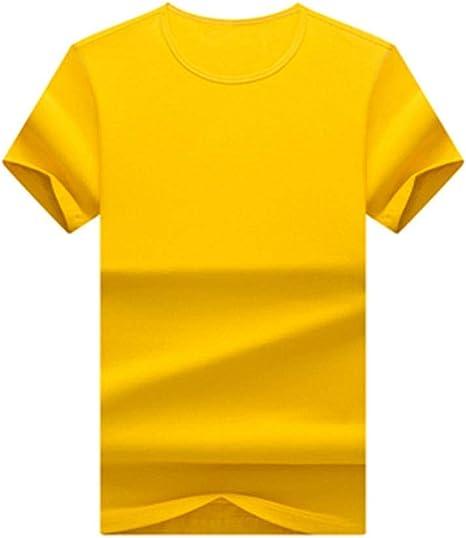 WEFAAS Camisetas Camiseta Lisa para Hombre Ropa Hombre Diseño ...