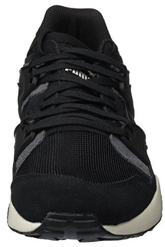 Puma Blaze Classic, Baskets Basses Mixte Adulte Noir - Schwarz (puma Black-glacier Gray 01)