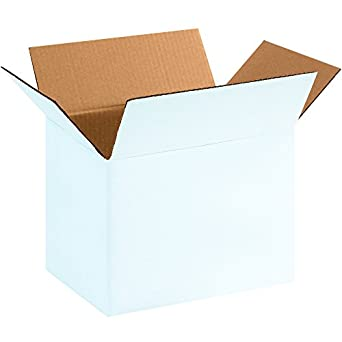 d2859aa1288 Image Unavailable. Image not available for. Color  Boxes Fast BF1188W  Corrugated Cardboard Boxes