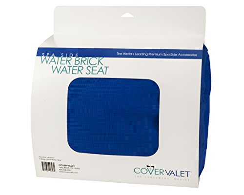 Cover Valet WSBLUE THE WATER BRICK WATER SEAT BLUE (Brick And Stone Patio Designs)
