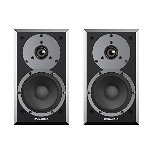 Dynaudio Emit M10 Compact Bookshelf Speakers - Pai...