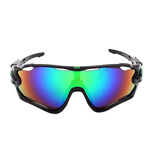 réglable Lunettes Cycing de de 1 jambe soleil Sport soleil glasses homme miroir de Lunettes SUDOOK conduite avec OYwxq