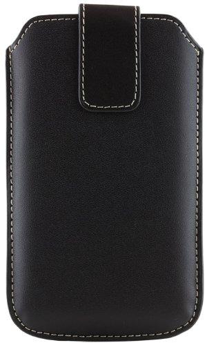 Pro-Tec Executive Universal Hülle Pouch Tasche für Smartphones, XL - Schwarz