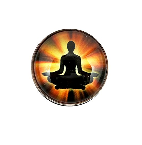 Chunk Snap Charm Seated Meditation