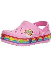 Crocs Unisex-Kids Crocband Fun Lab Lights CLG l Clog