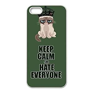 Grumpy cat CUSTOM Cover Case For Htc One M9 Cover LMc-91018 at LaiMc