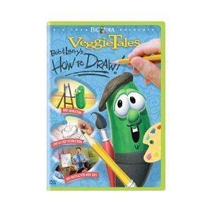 VeggieTales How to - Draw Dvd