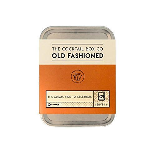 (Cocktail Kit - The Old Fashioned - Makes 6 Premium Cocktails)