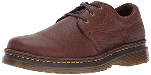 Dr. Martens Men's Hazeldon Dark Brown Loafer, 12 Medium UK (13 US) (Doc Martens Dr Shoes)
