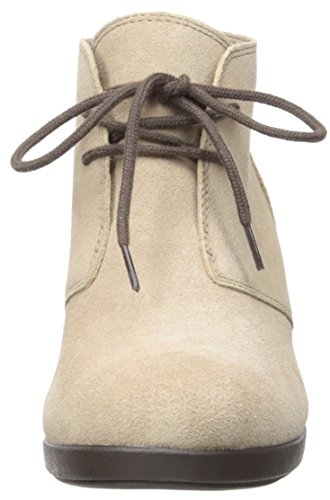 Crocs Leigh Suede Wedge Shootie Boot