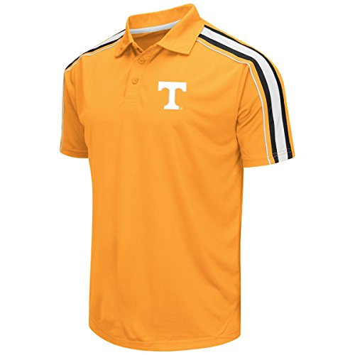"Tennessee Volunteers NCAA ""Admiral"" Men's Performance Polo Shirt Camicia"