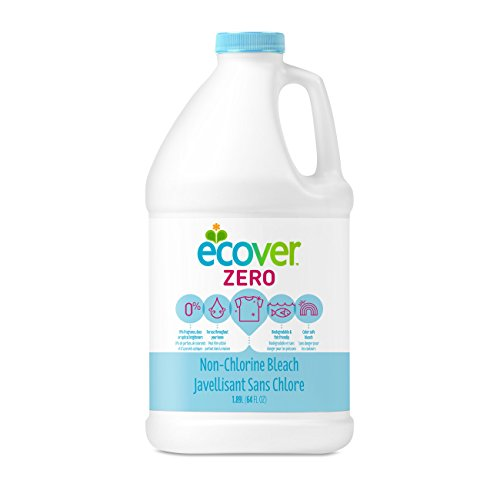 Ecover Natural Laundry (Ecover Zero Non Chlorine Laundry Bleach, 64 Ounce (Pack 6))