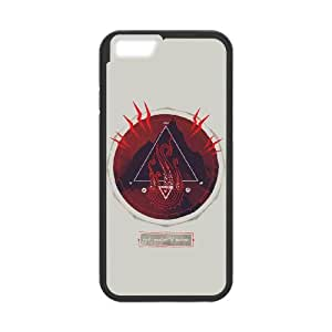 iPhone 6 Plus 5.5 Inch Cell Phone Case Black Mountain of Madness WZF Cell Phone Case 3D DIY