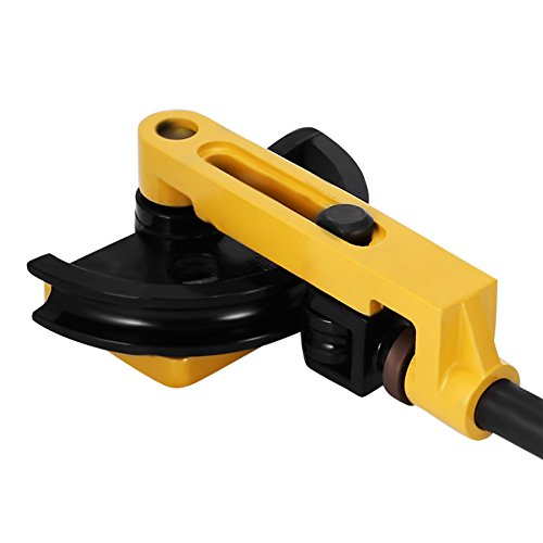 BestEquip Pipe Bender 3/8 to 1 Inch Pipe Tubing Bender 10-25mm Bending Formers Pipe Bender Set Suitable for Copper Brass Aluminum Stainless Steel Pipe by BestEquip (Image #8)