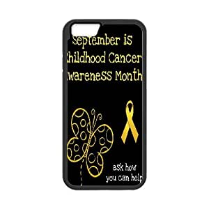 """DDOUGS I childhood cancer High Quality Cell Phone Case for Iphone6 4.7"""", Personalized I childhood cancer Case"""