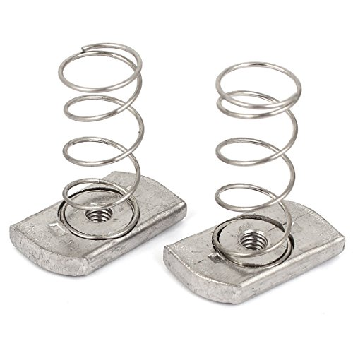 dealmux-m6-304-stainless-steel-strut-spring-channel-nuts-5-pcs-for-b-line-channels