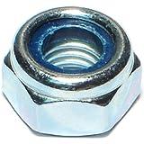 Hard-to-Find Fastener 014973278649 M10 Nylon Insert Lock Nuts, 1.50-Inch, 50-Piece