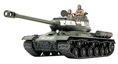 Tamiya Models Russian Heavy Tank JS-2 Model - Models Russian