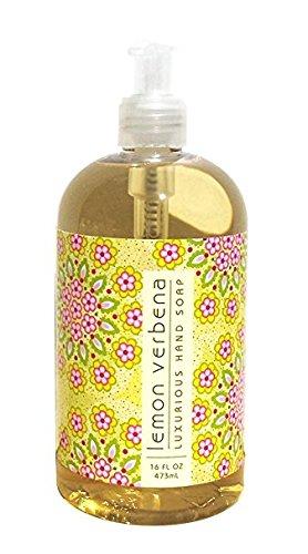 Greenwich Bay Lemon Verbena Shea Butter Hand Soap