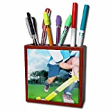 Field Hockey Pencil Holder