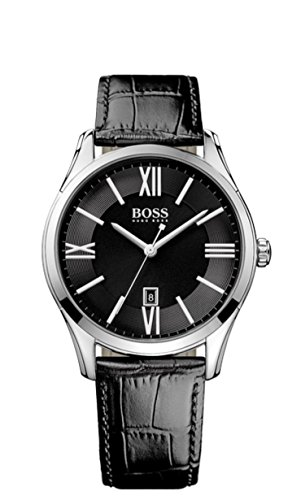 Hugo Boss Ambassador Round 1513022 Mens Wristwatch Classic & Simple