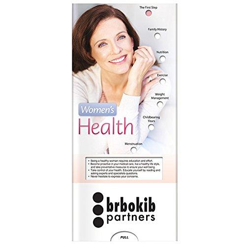 BIC Graphic Pocket Slider: Women's Health White 500 Pack by BIC (Image #1)
