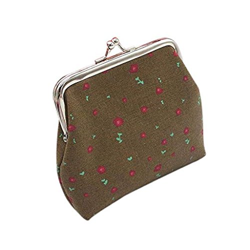 Wallet Printing Hasp Clutch Cute 2018 Clearance Coin Wallet Fashion Girls A Small Bag Noopvan Purse Women nOw70x4qnz