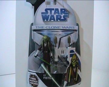 Star Wars Clone Wars No. 26 Kit Fisto