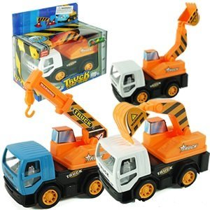 【好評にて期間延長】 Friction Powered Mini Construction Truck Toy for Kids Powered by Mini Friction ToyFactory B00NMUU9Y2, 鹿足郡:917c97c0 --- a0267596.xsph.ru