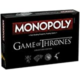 Monopoly Game of Thrones Deluxe